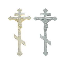 """Крест на гроб """"Франция"""" с перекладиной"""
