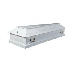 "Гроб ""Лоза"" белый"